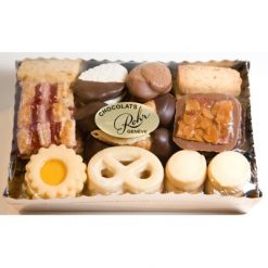 assortiment biscuits moyen rohr