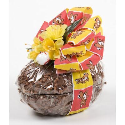 Oeufs en chocolat rochers