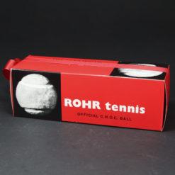 Balle de tennis 3 pièces