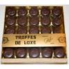 Truffes luxe noire 25 pièces
