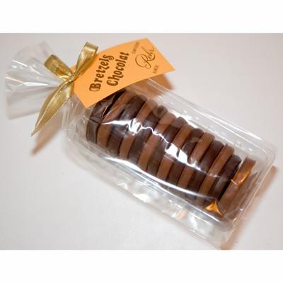 Bretzel au chocolat